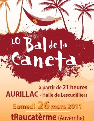 Bal de la caneta 2011 à Aurillac