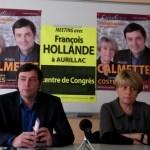 Alain Calmette, Josiane Costes