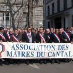 Maires du Cantal
