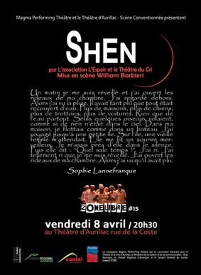 Shen, le coeur esprit au théâtre d'Aurillac