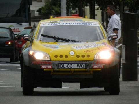 Rallye du Cantal en Châtaigneraie (Auvergne)