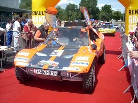 Rallye Tout-terrain de la Châtaigneraie