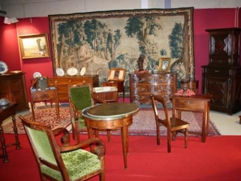 Salons des antiquaires 2011 à Aurillac