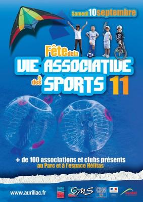 Fête de la vie associative et du sport à Aurillac