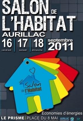 Salon de l'habitat 2011 à Aurillac
