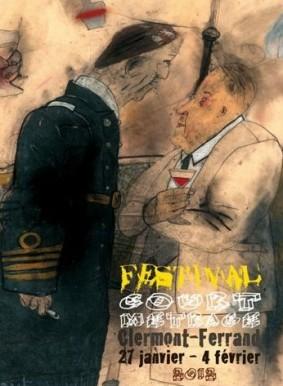Festival du court métrage de Clermont-Ferrand 2012