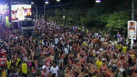 Carnaval de Salvador en Direct Live par Youtube