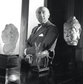Exposition à Aurillac, fond Henri Mondor