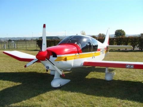 Avion de l'aéroclub du Cantal