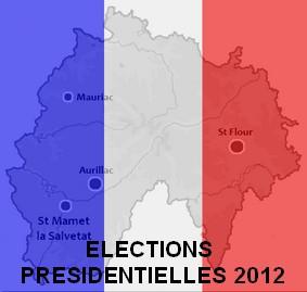Résultats des élections présidentielles 2012