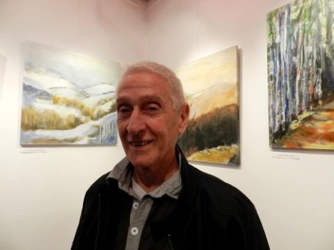 Michel Delbos, peintre