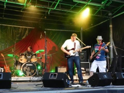 Fête de la musique 2012 Aurillac, le groupe 5€20