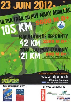 UTPMA Aurillac - Puy Mary Cantal