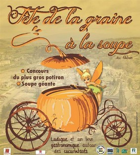 Fête de la graine à la soupe à St Flour 2012