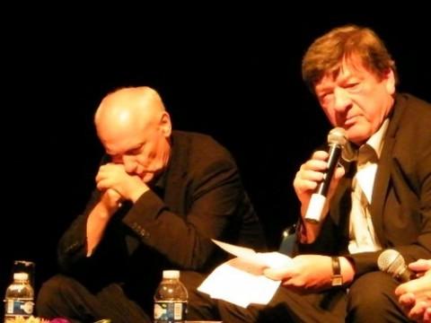 Nicolas Domenach, Philippe Lapousterie, Le Grand Débat à Aurillac