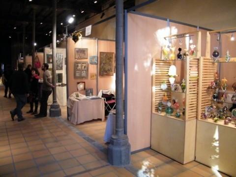Salon des Métiers d'arts à Aurillac 2012
