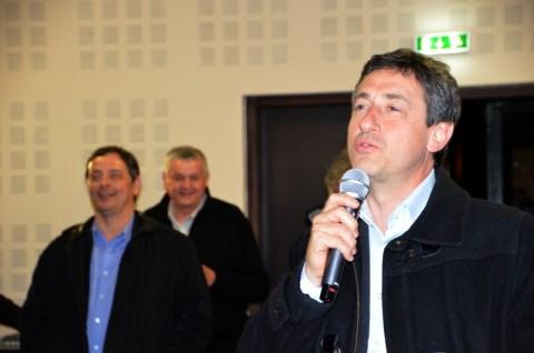 Pierre Mathonier élu au premier tour à Aurillac