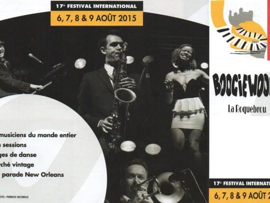 Boogie Woogie Laroquebrou 2015