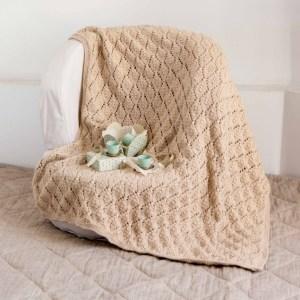Modèle couverture beige Partner Baby