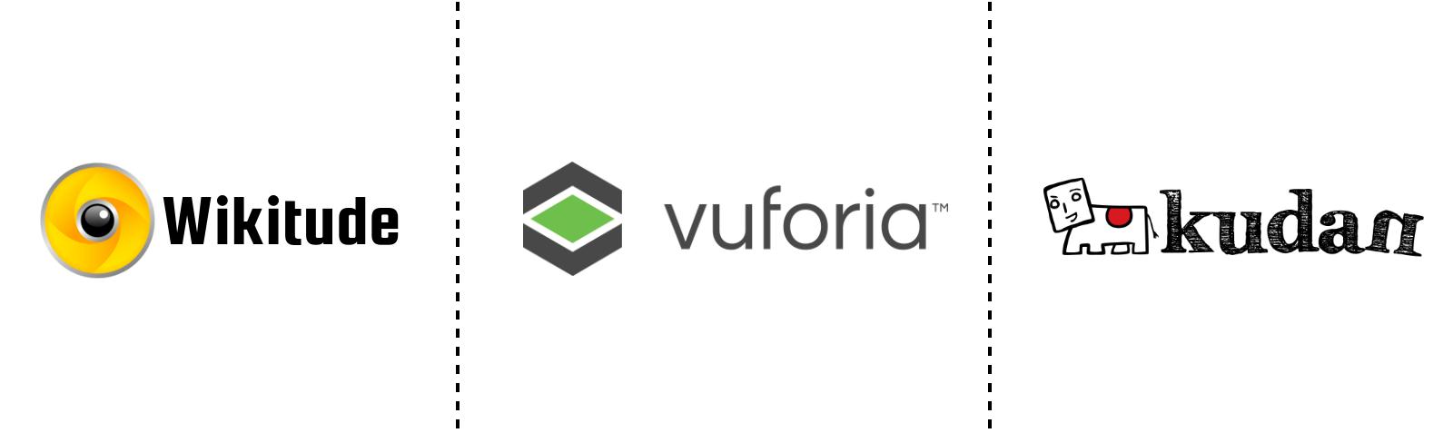 popular AR developing Apps