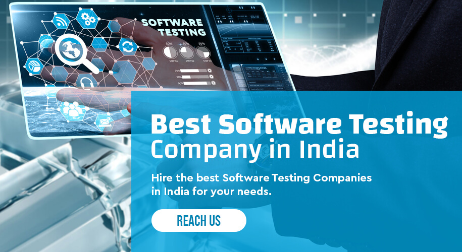 Best Software Testing Company In India