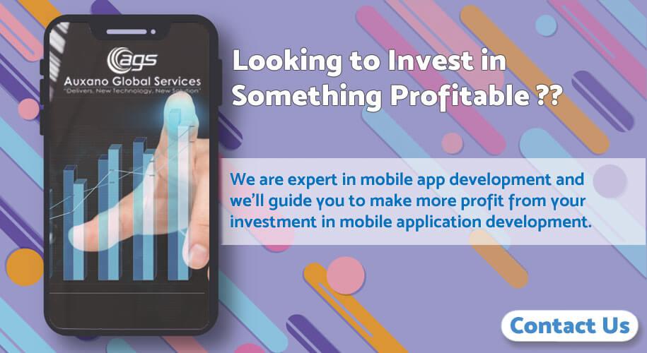 Auxano global services -Mobile App Development Company