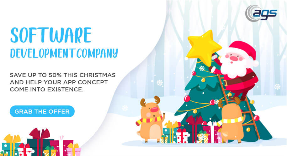 Grab Exclusive Christmas Deal for Developing App And Website