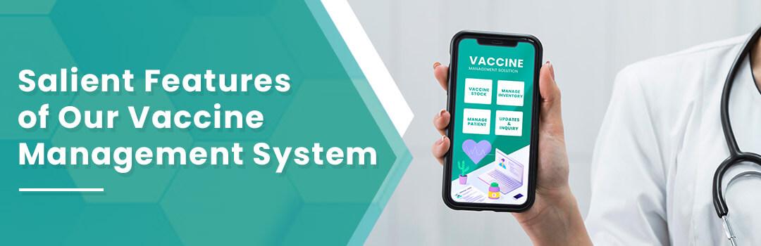 Vaccine Management Solution