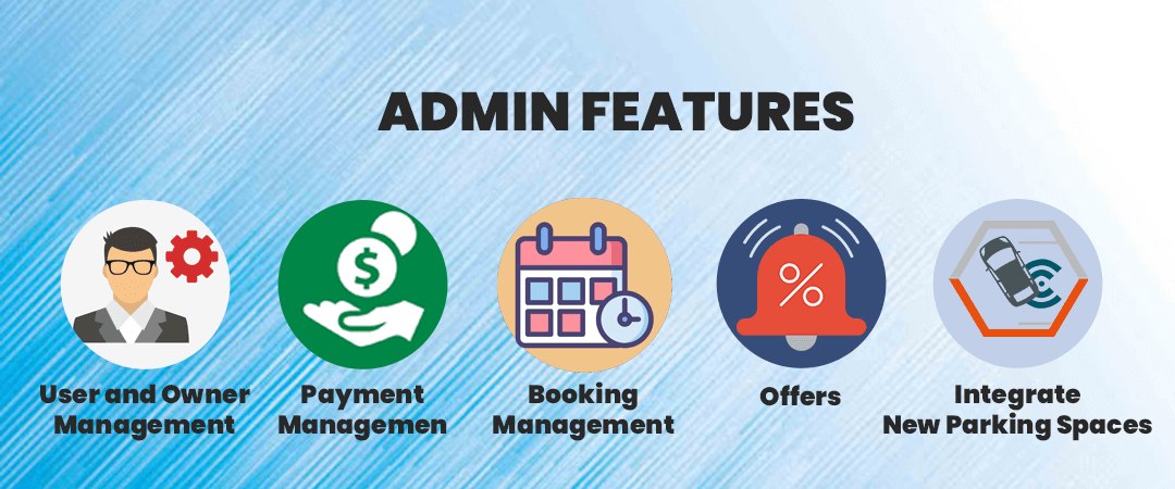 Admin Features
