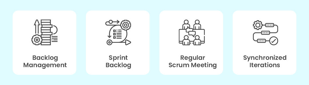 Our Agile Methodology Features