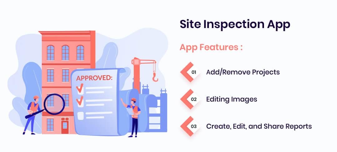 Site Inspection App
