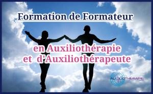 Formateur auxiliotherapie