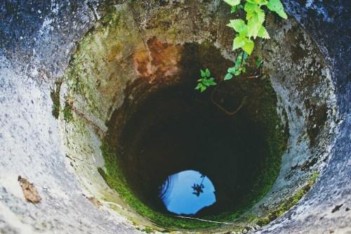studniční voda
