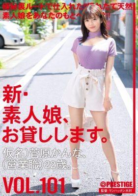新・素人娘、お貸しします。 101 仮名)菅原かんな(営業職)22歳。 [CHN-205]
