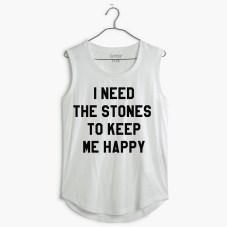 Stones-tank