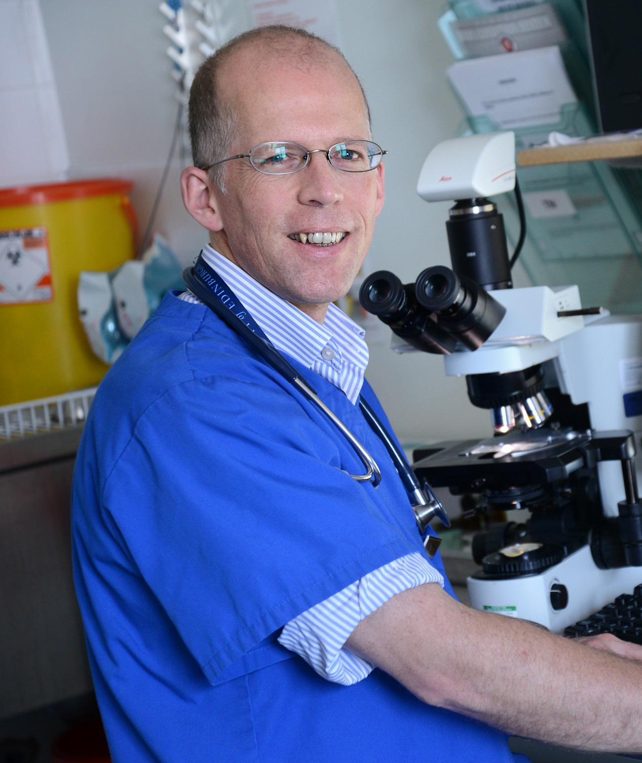 Dr. Tim Nuttall