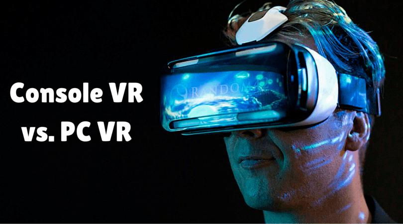 Stationary VR Vs Mobile VR AVADirect