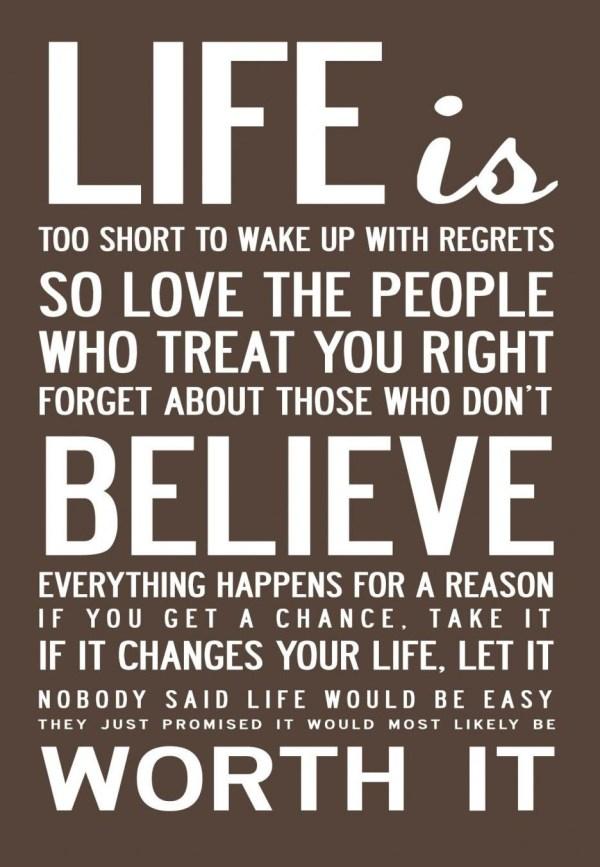 Life Quotes - Lifetime Inspiration and Wisdom