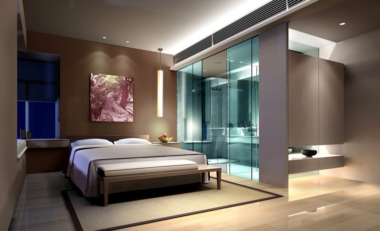28 Amazing Master Bedroom Design Ideas on Best Master Bedroom Designs  id=99284