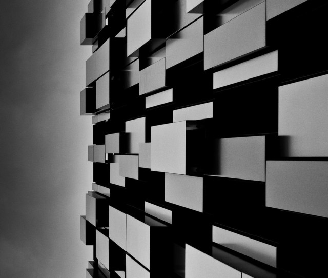 Clever Abstract Iphone Wallpapers For Art Lovers D Abstract Art Dark Cubes Wall Iphone  Plus Hd Wallpaper