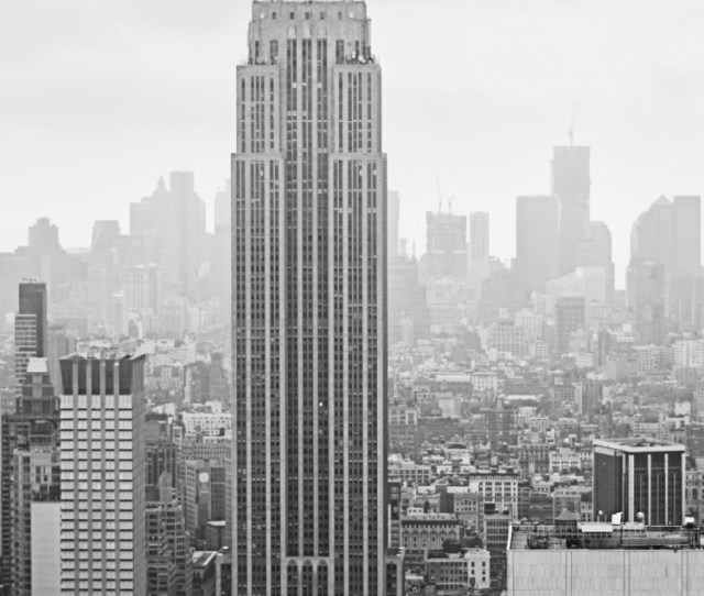 New York City Empire State Building Iphone  Wallpaper