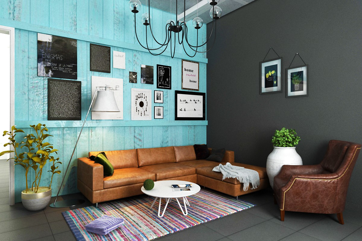 Retro Decor Ideas to Spruce Up Your Living Room on a ... on Pictures Room Decor  id=17855