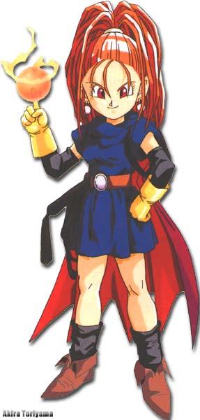 Tifa S Eye Candy Dragon Quest Vi