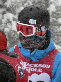 AVALON7 TSHIELD SNOWBOARDING FACEMASK WITH ART BY MIKE PARILLO