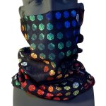AVALON7 COLORBEATS TSHIELD SNOWBOARD MASK
