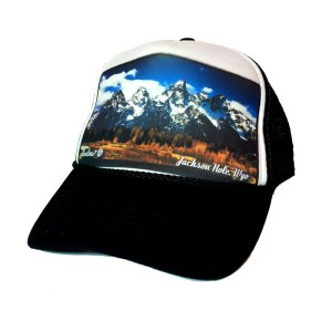 AVALON7 Teton Spring Trucker Hat