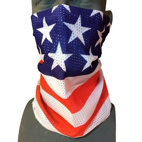 avalon7 mesh american flag bandana facemask snowboarding
