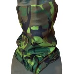 AVALON7 standard CAMO faceshield- multifunctional adventure scarf- hunting
