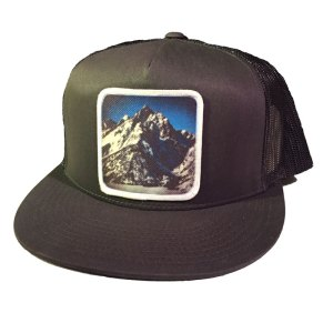 Majestic Teton Journey Series Snapback Hat from Avalon7
