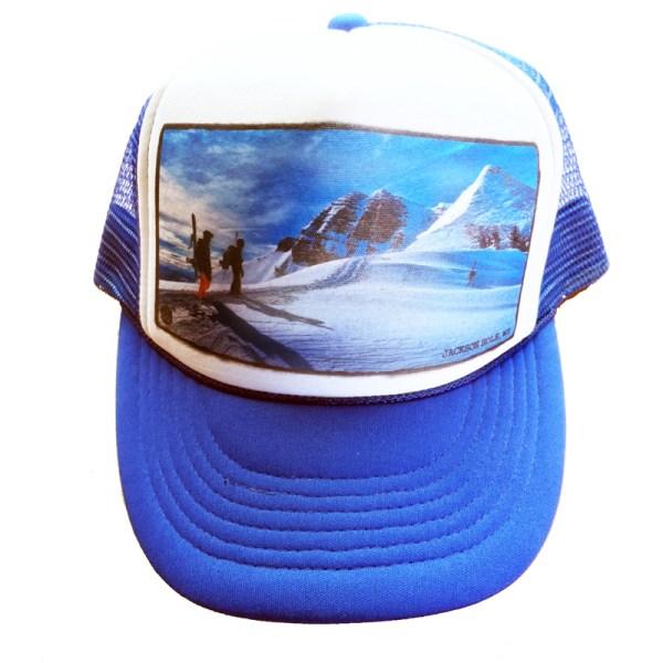 avalon7 jackson hole backcountry cody hike trucker hat